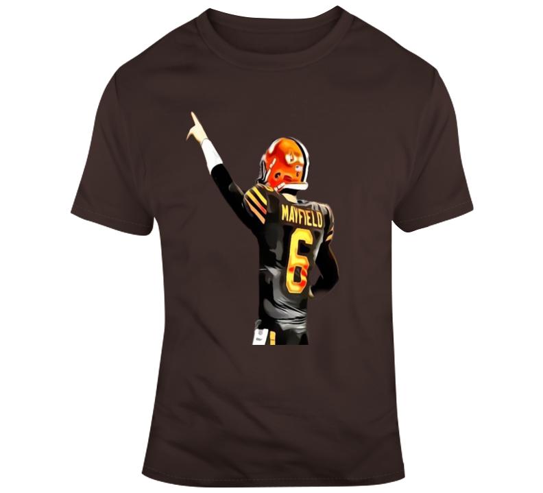 Baker Mayfield T Shirt