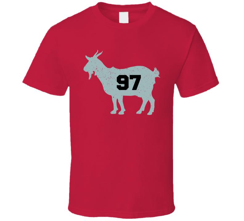 GOAT Joey Bosa 97 Columbus Football Fan Classic T Shirt