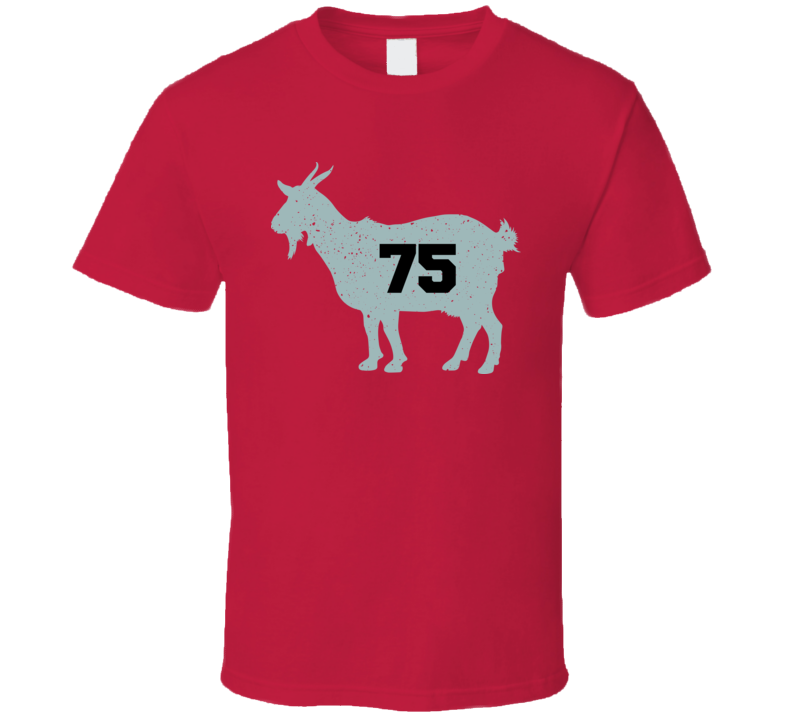 GOAT Orlando Pace 75 Ohio State College Football Classic T Shirt