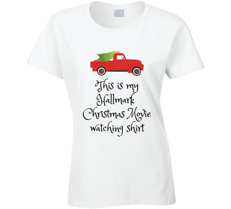 Hallmark Christmas Movie T Shirt