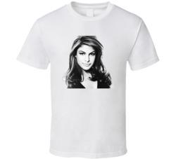 Eva Mendes t shirt