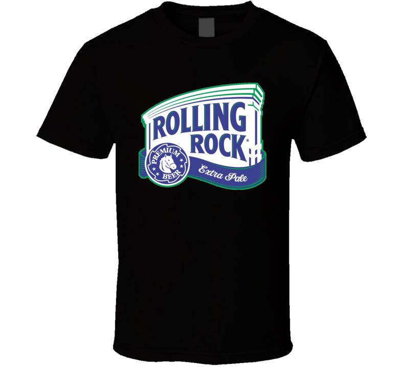 rolling rock beer logo T Shirt