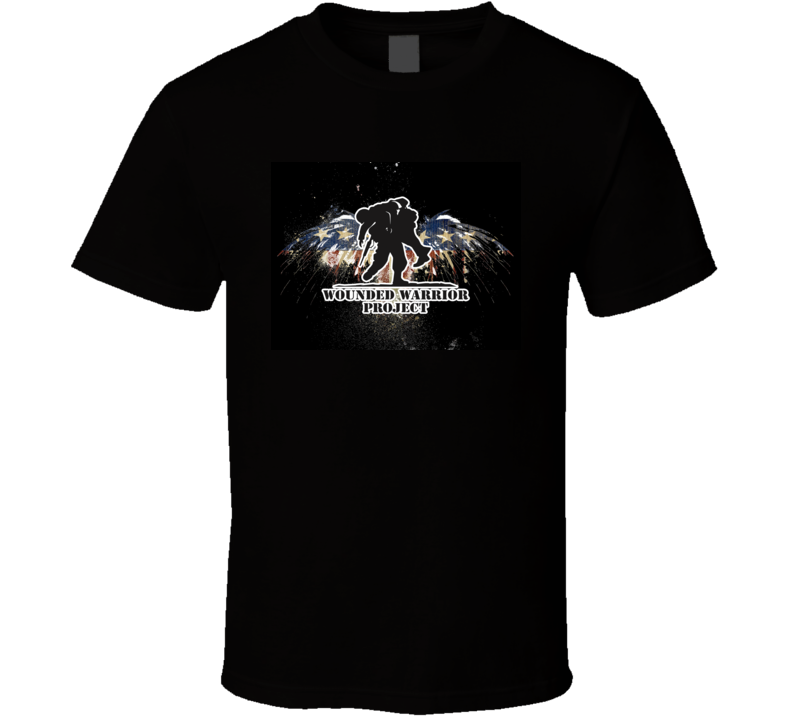 Wounded Warrior Project WWP T-shirt