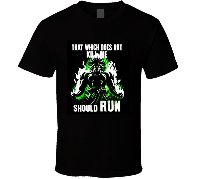 Prince Vegeta Mens T-Shirt Dragon Ball Broly Goku