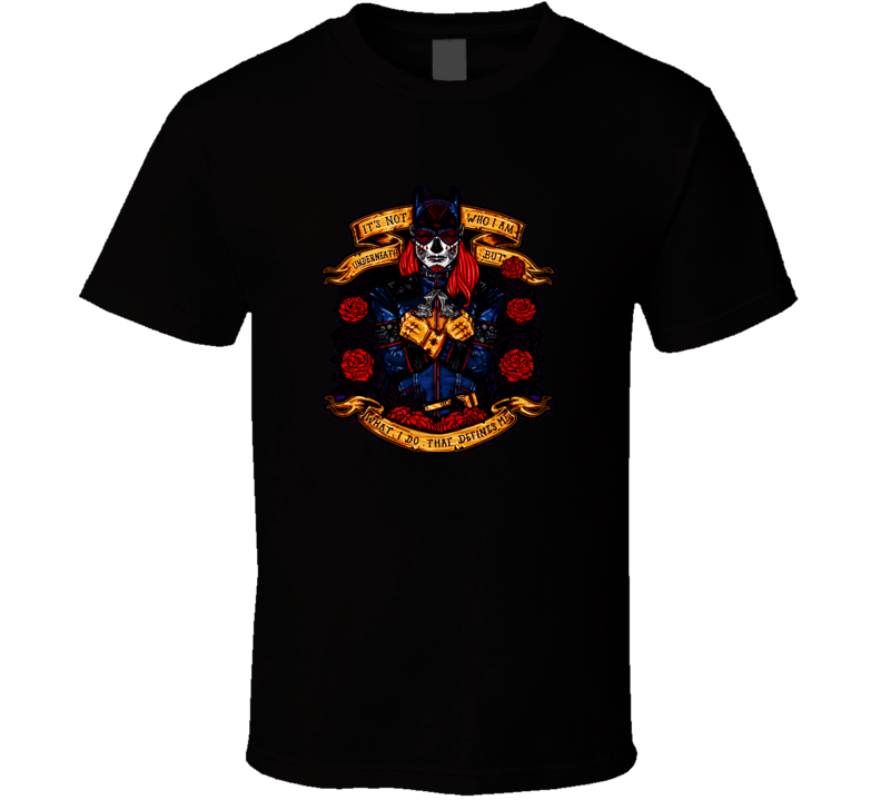 day of the dead mexico wonder women t-shirt