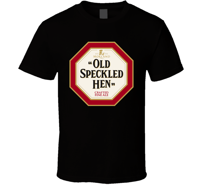Old Speckled Hen Ale T-Shirt