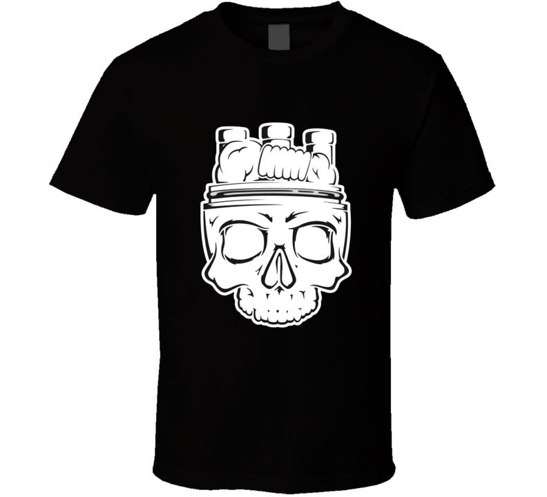 Vape Skull T Shirt