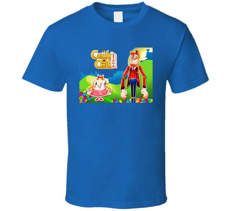 Candy Crush Saga T Shirt