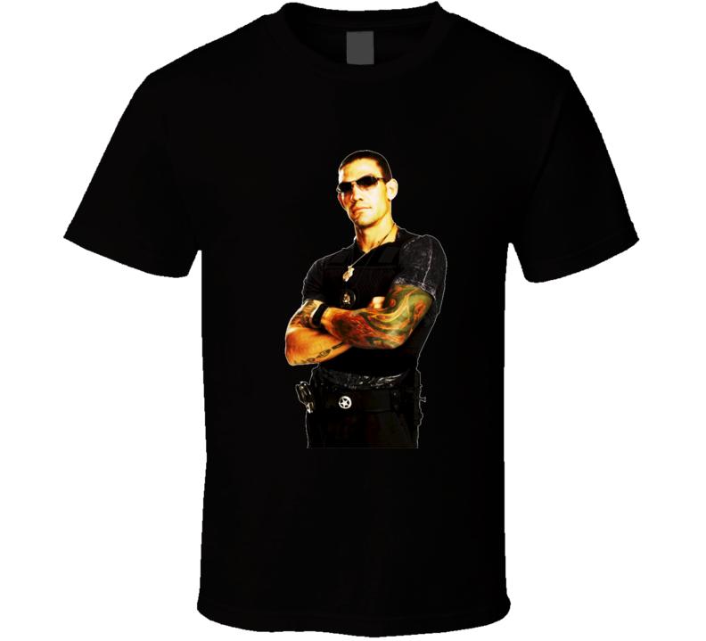 Leland Dog The Bounty Hunter T Shirt