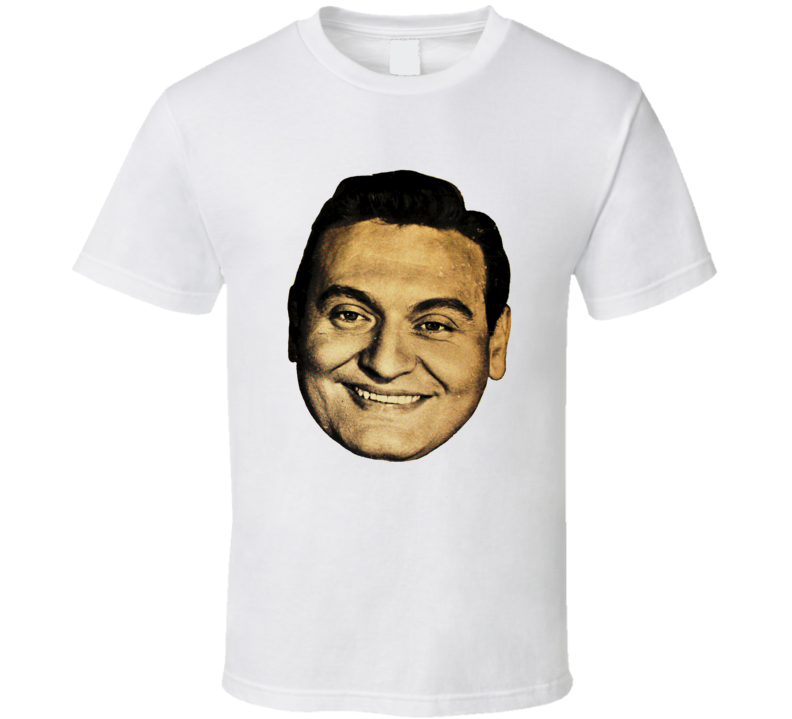 Frankie Laine I Believe t shirt
