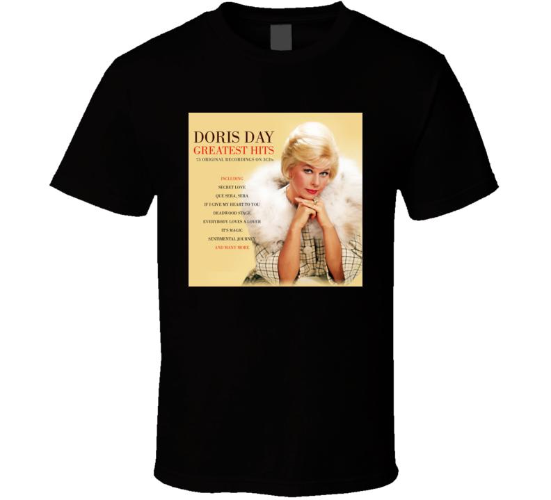 Doris Day Secret Love t shirtt T Shirt