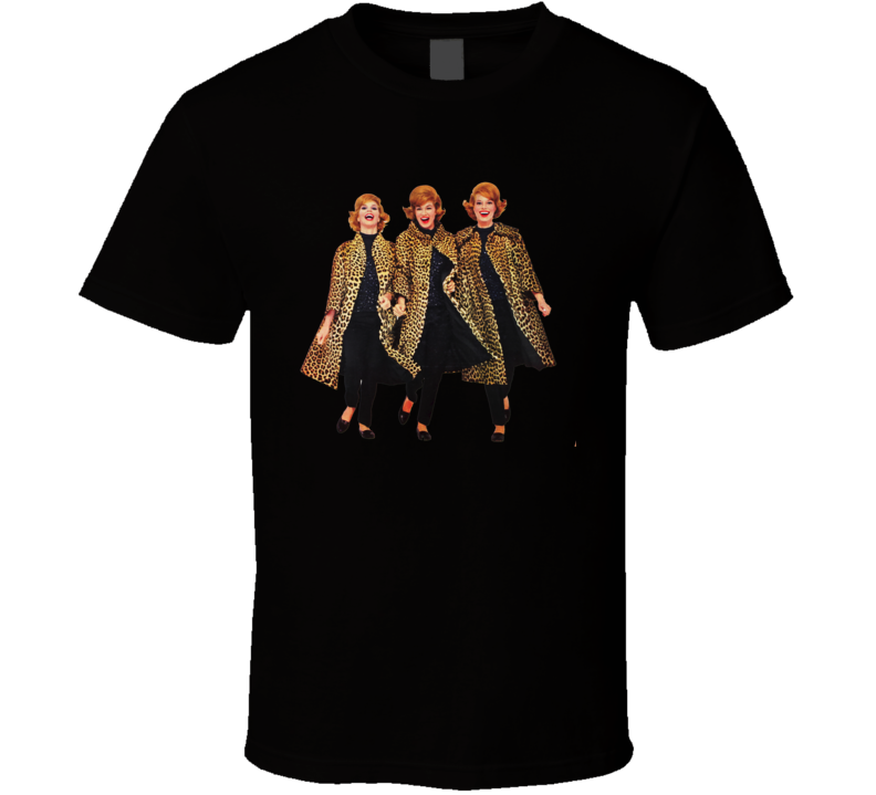 McGuire Sisters Sincerely T Shirt