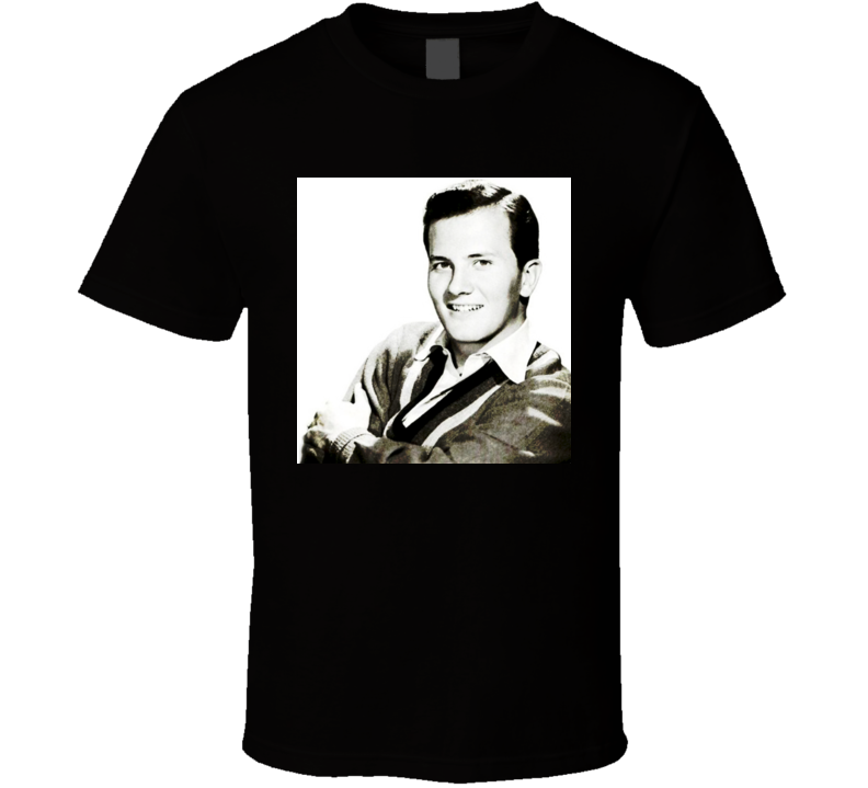 Pat Boone I Almost Lost My Mind t shirt