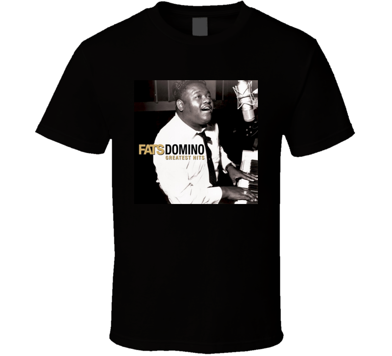 Fats Domino	I'm In Love Again t shirt