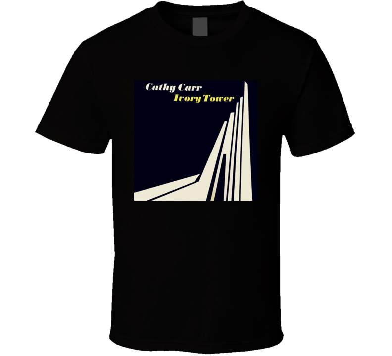 Cathy Carr Ivory Tower t shirt