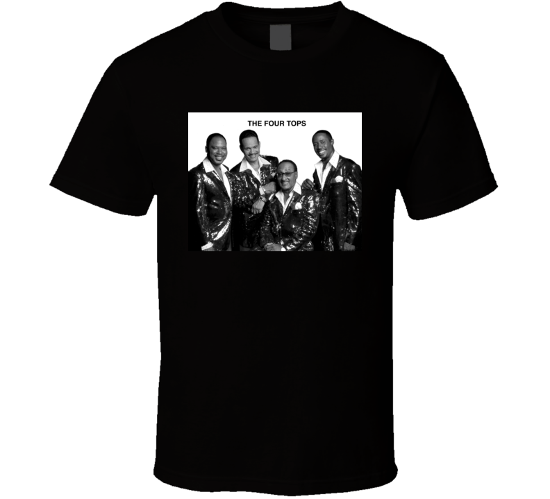 Four Tops Still Water t shirt