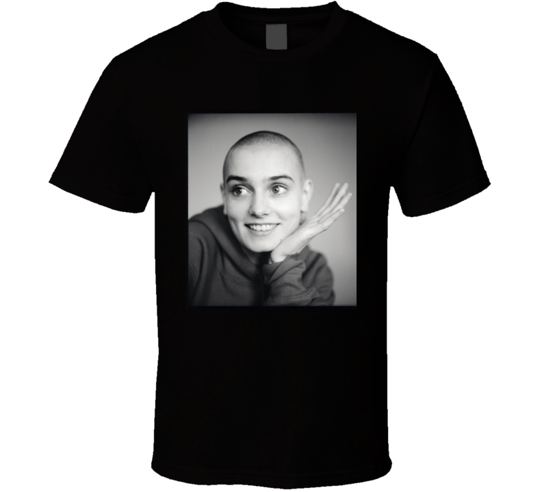 Sinead O'ConnorNothing Compares 2 U T Shirt