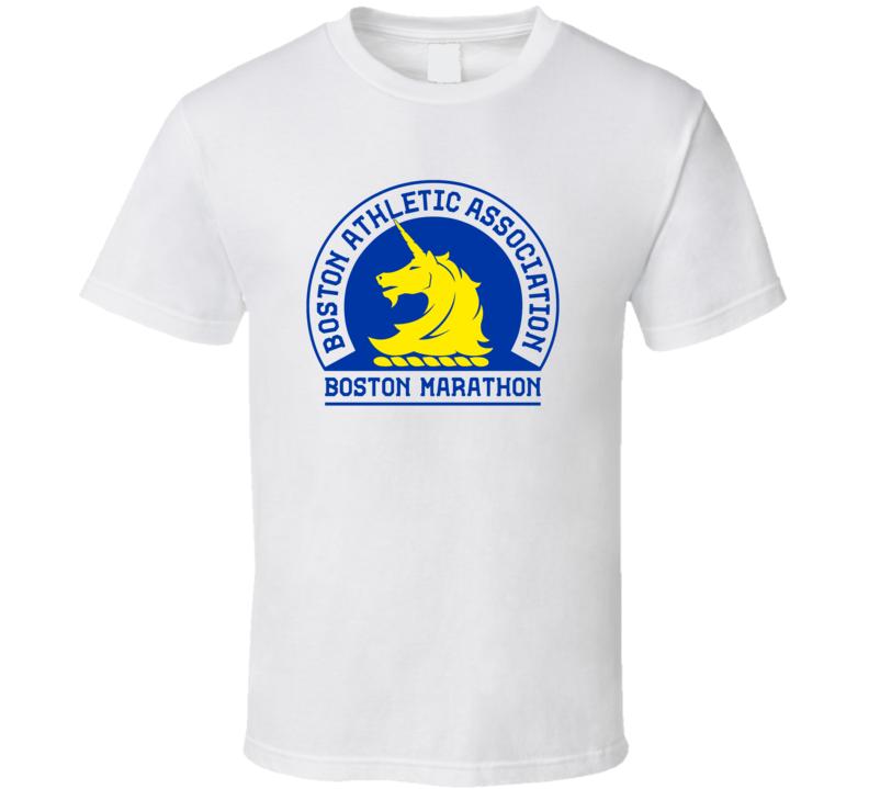 Boston Marathon T Shirt
