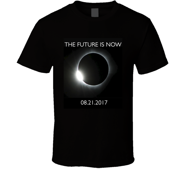 Circle Total Solar Eclipse Celestial Fanatic T-shirt