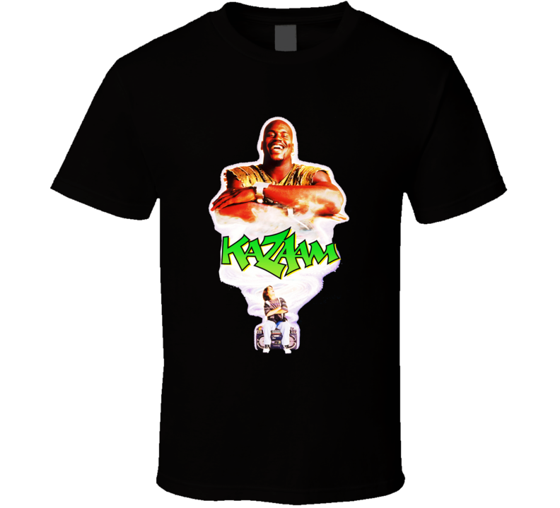 Kazaam Movie T Shirt