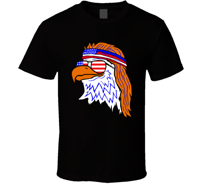 4th July American Eagle Flag Independence Day 2017 T Shirt