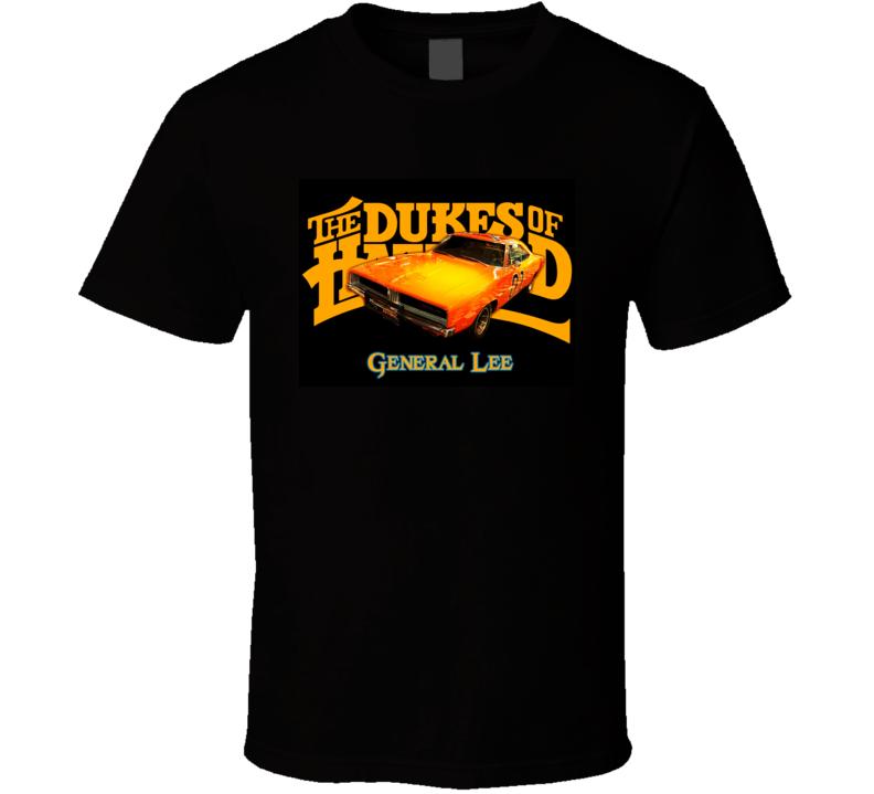 Hazzard General Lee T Shirt