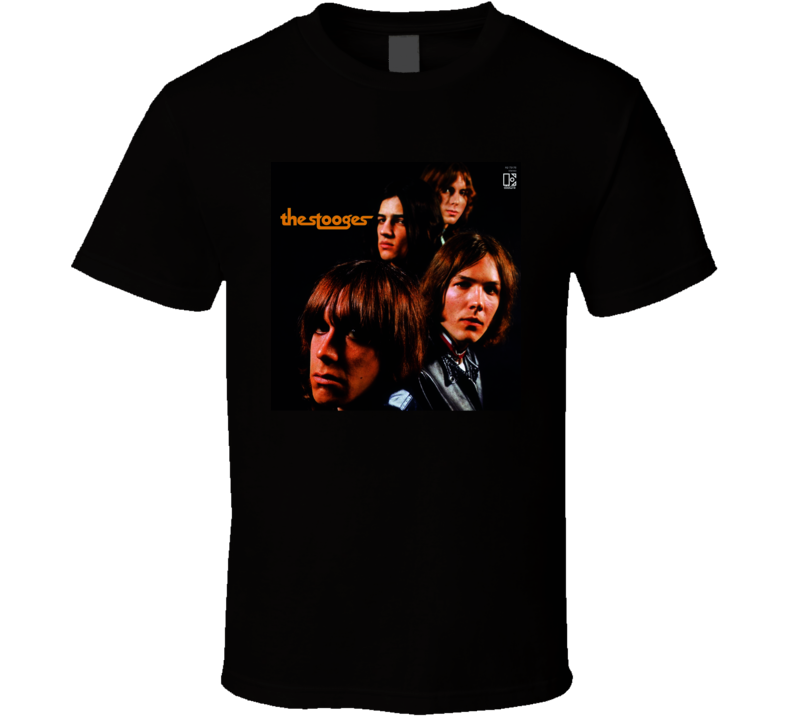 The Stooges Album T Shirt