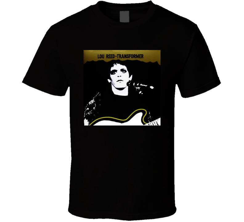 Lou Reed Transformer T Shirt