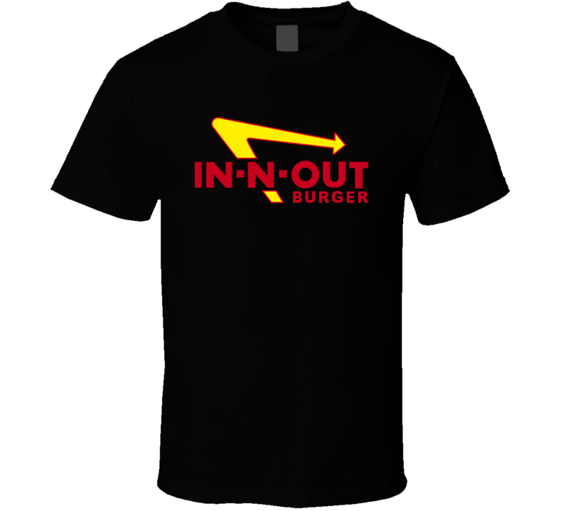 In N Out T-shirt