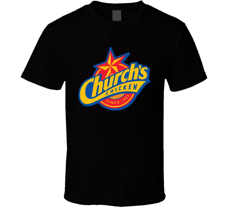 Churchs Chicken T-shirt