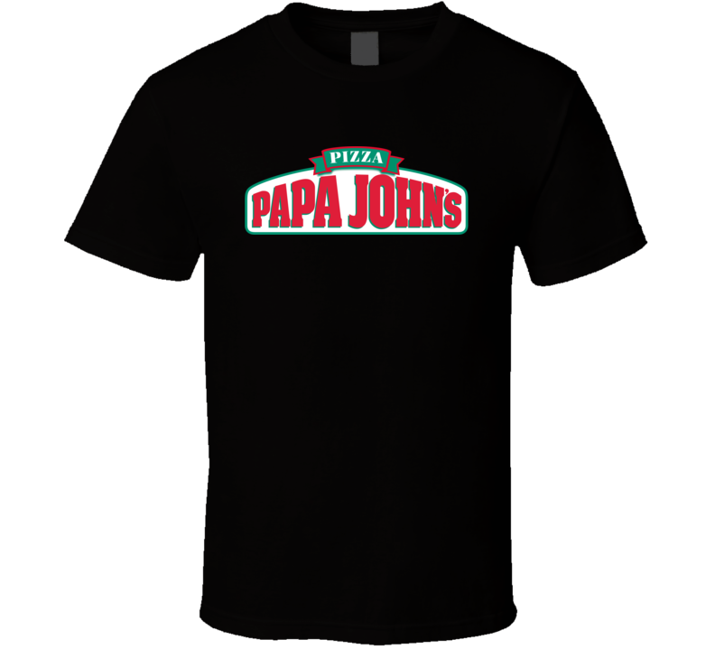 Papa Johns T-shirt