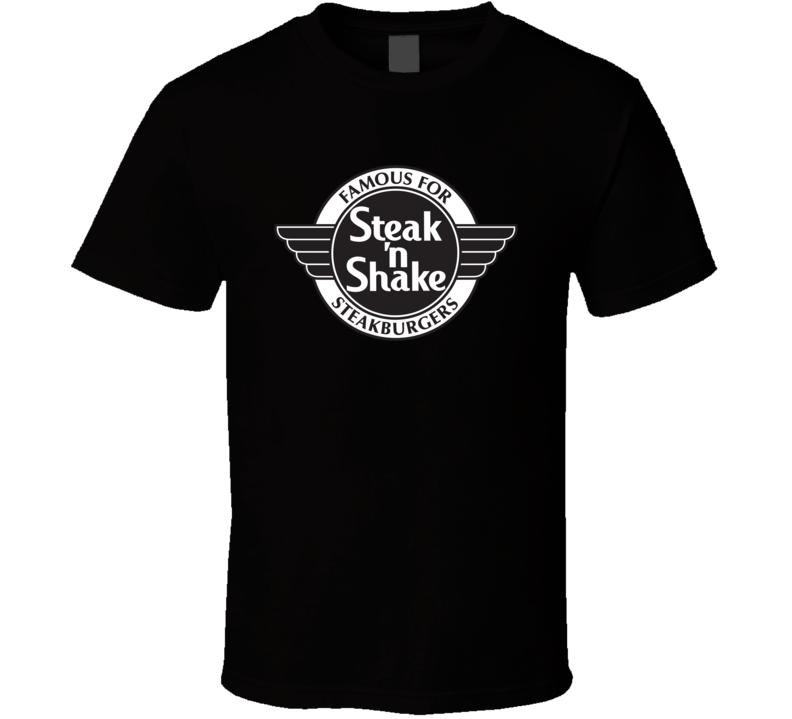 Steak N Shake T-shirt