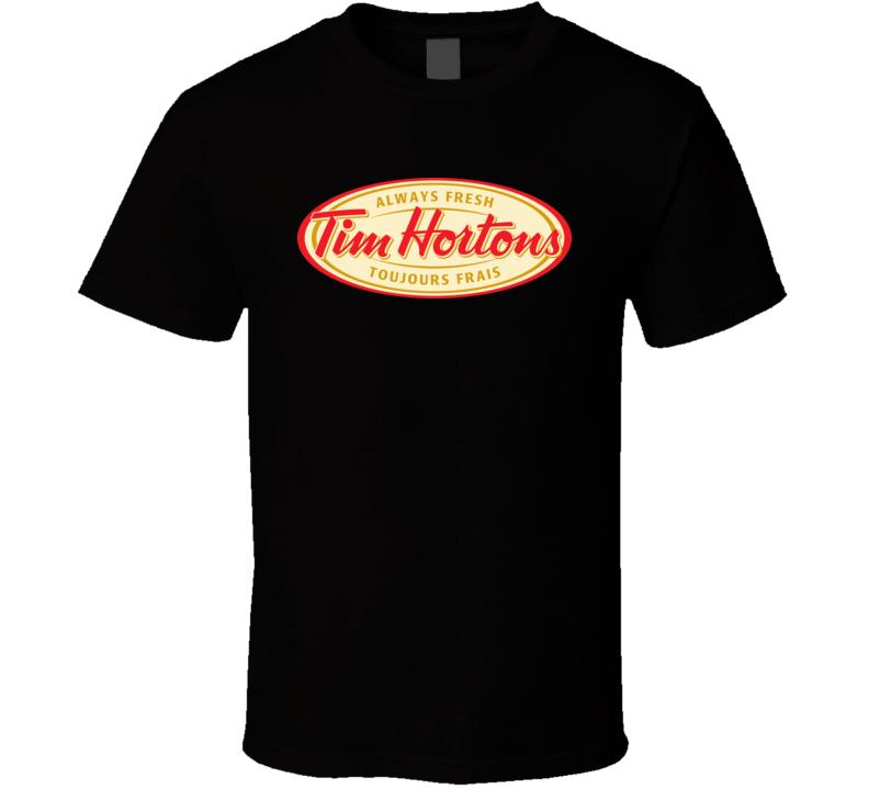 Tim Hortons T-shirt