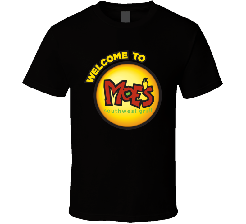 Moes Southwest Grill T-shirt