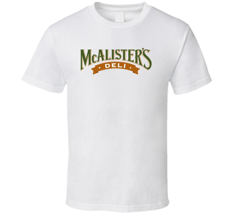 Mcalisters Deli T Shirt