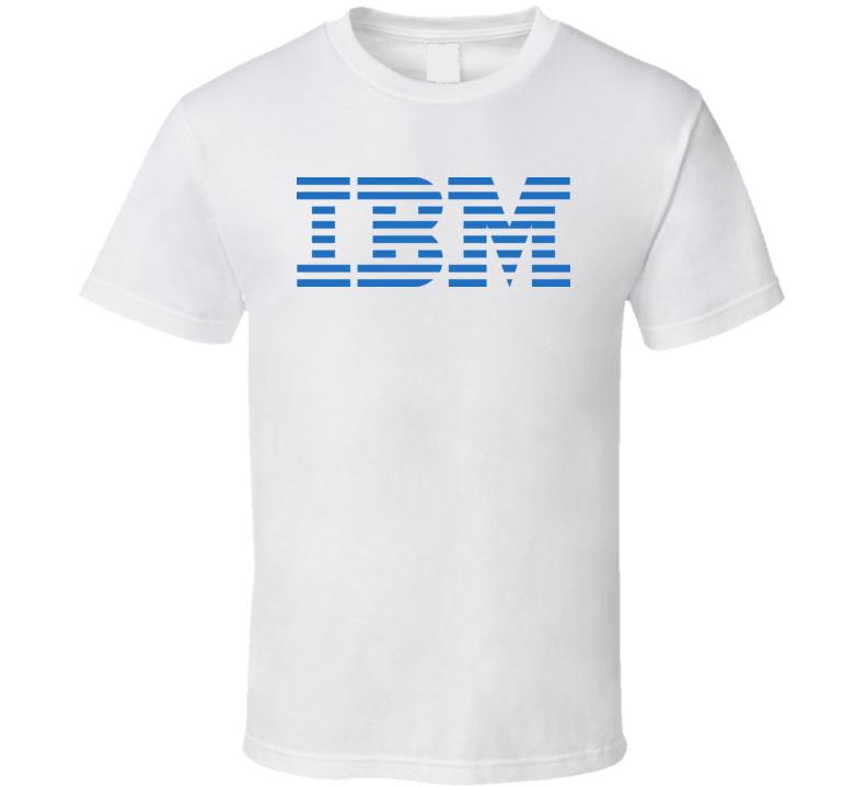 Ibm Logo T-shirt