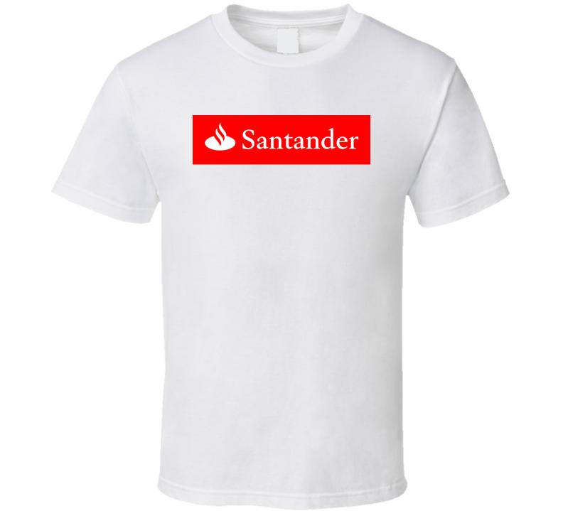 Santander Logo T-shirt