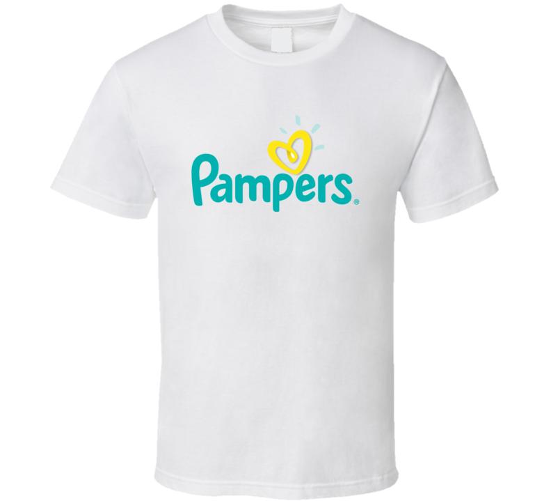 Pampers Logo T-shirt
