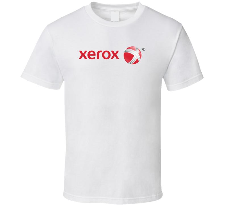 Xerox Logo T-shirt