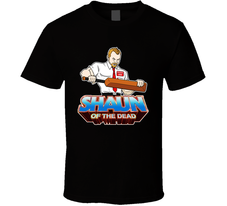 Walking Of The Dead Shaun Christmas T Shirt