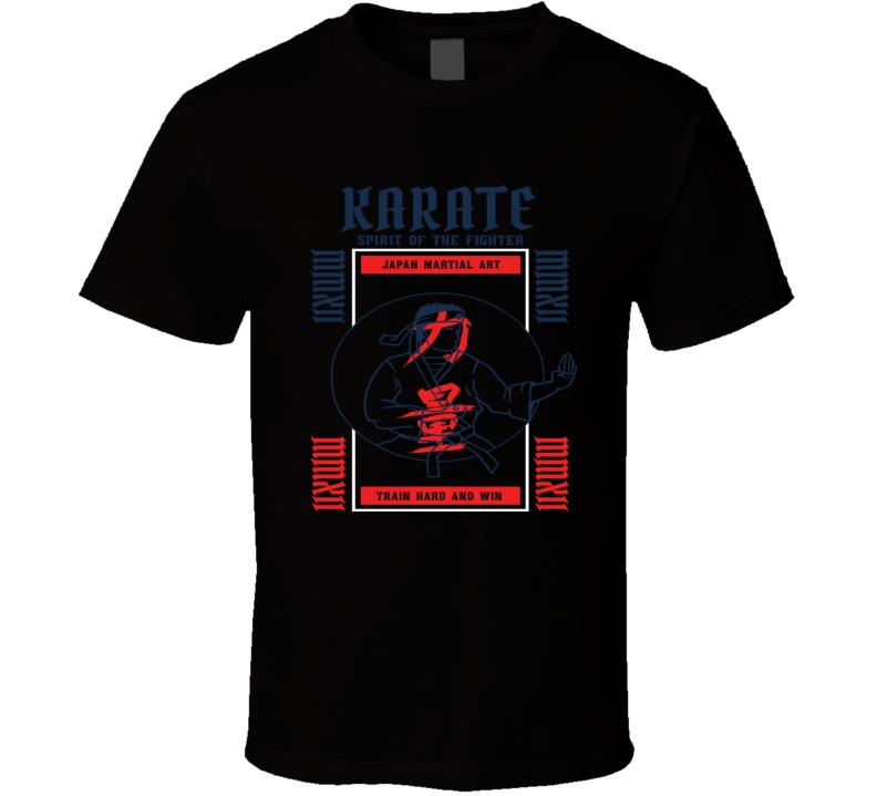 Karate T Shirt