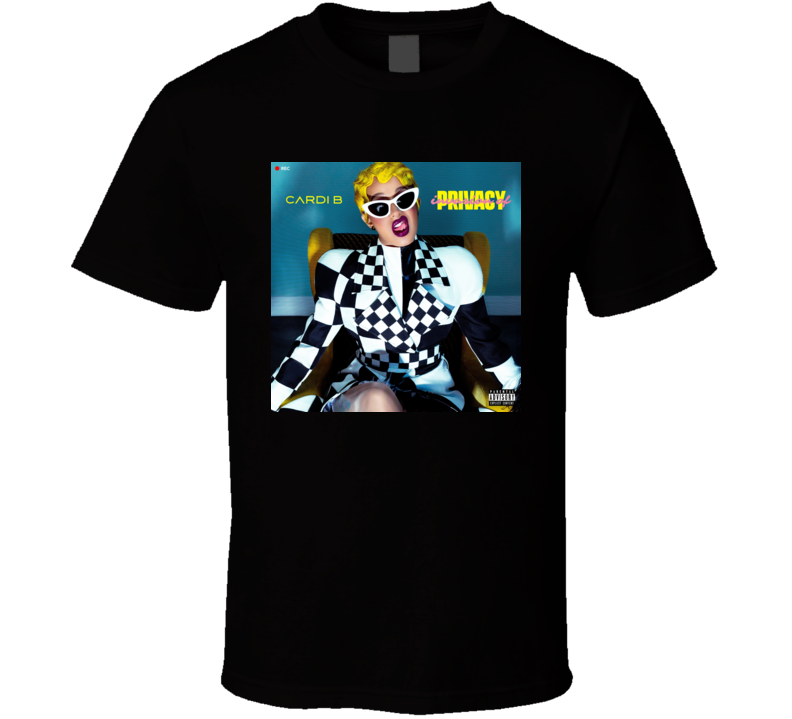 Invasion Of Privacy Cardi B T Shirt