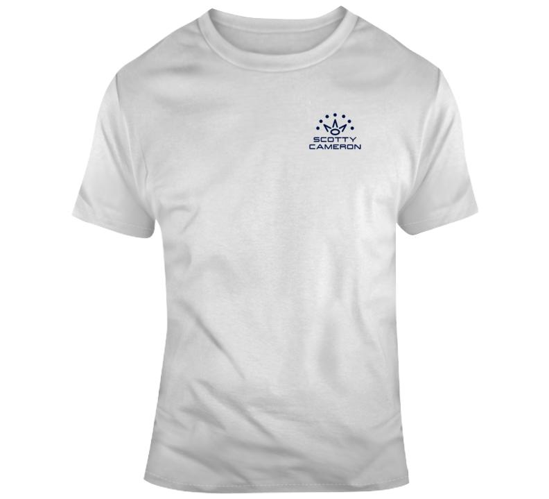Scotty Cameron Navy Blue T Shirt