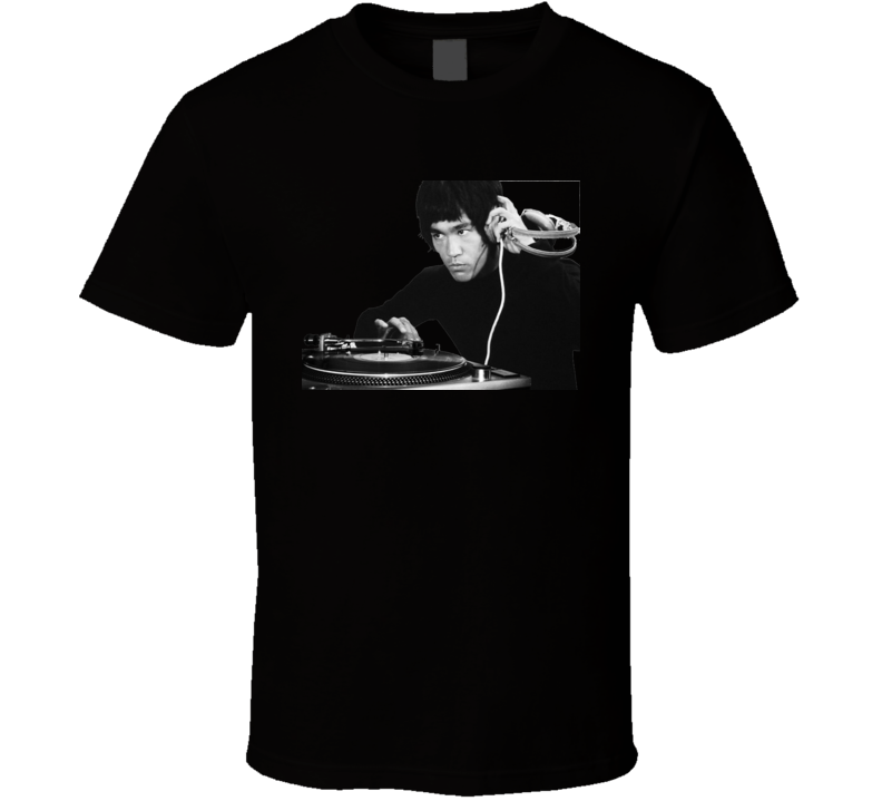 Dj Bruce Lee T Shirt