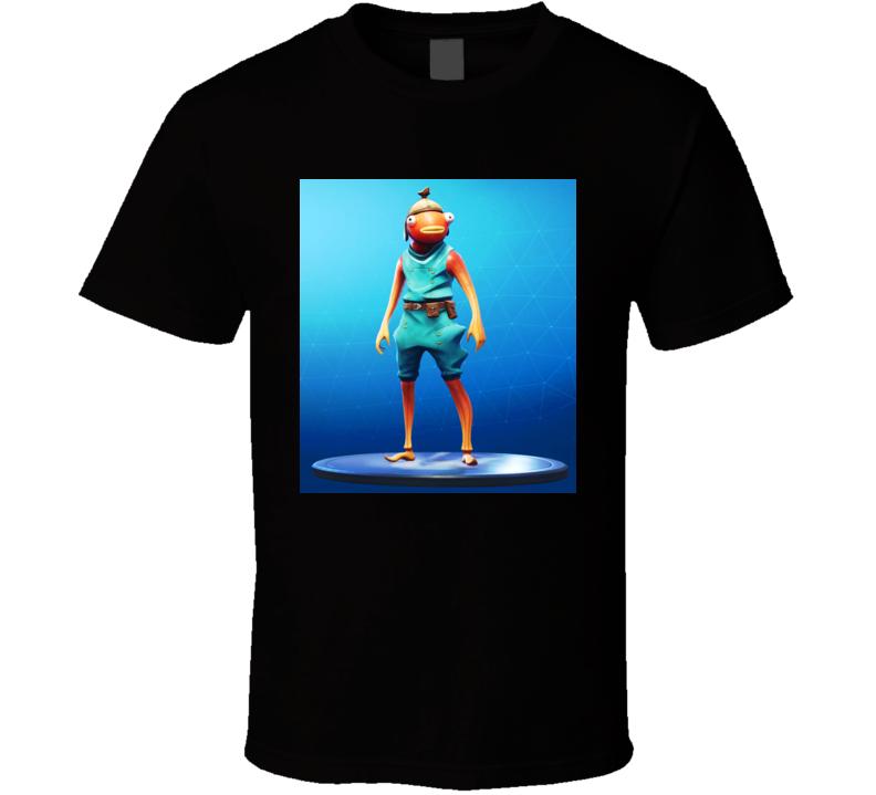 Fortnite Fishstick T Shirt