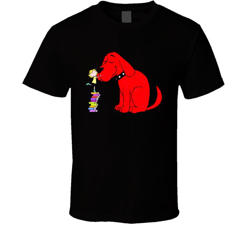 Clifford The Big Red Dog T Shirt