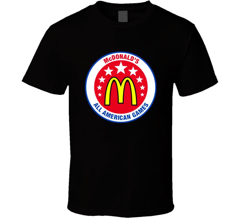 Mcdonalds All American Games T Shirt