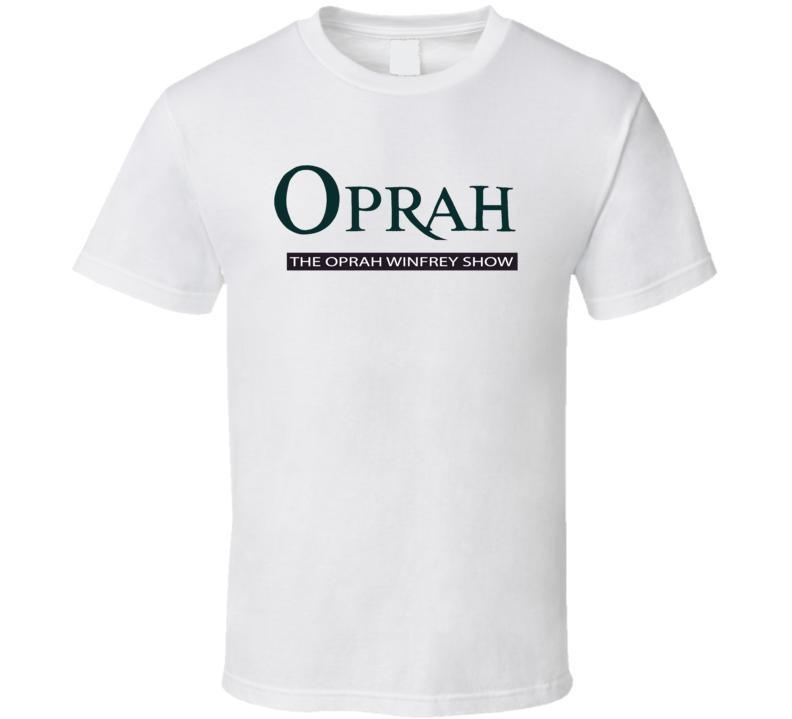 Oprah Winfrey Talk Show Logo Cool T Shirt