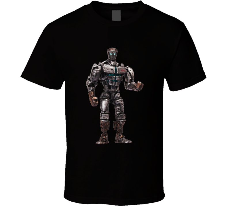 Real Steel Atom T Shirt