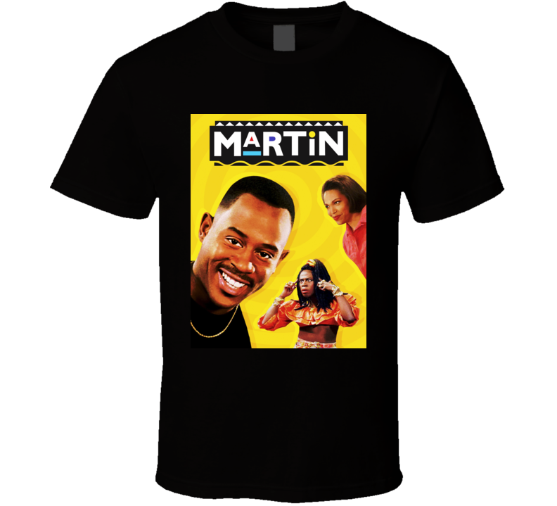 The Martin Lawrence Show T Shirt